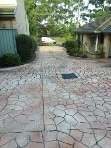 Driveway 4 Before